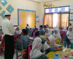 Suasana Kegiatan Pembelajaran di Kelas